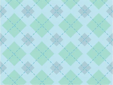 虛線檢查 - 淺藍色