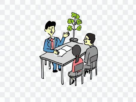 """薪酬男子帕太郎""""商務洽談"""""""