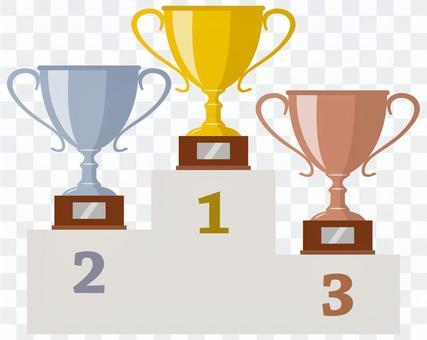 Trophy-04(領獎台)