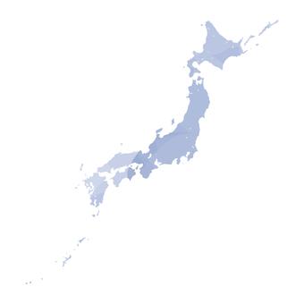 日本地圖_圖片B