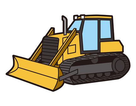 Bulldozer Construction Machinery Heavy Machinery