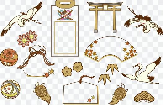 Shichigosan的框架