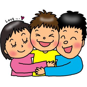 我喜歡它!珍寶愛的家庭