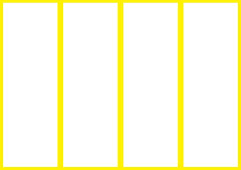 5 幀(條狀,黃色)