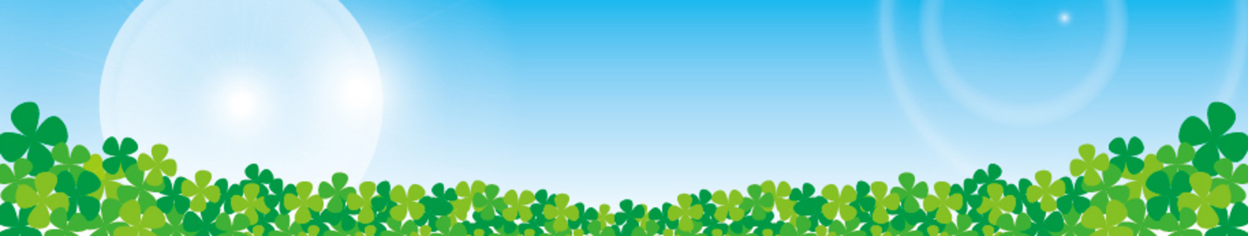 新鲜的绿色叶茂盛领域(带·标题背景)