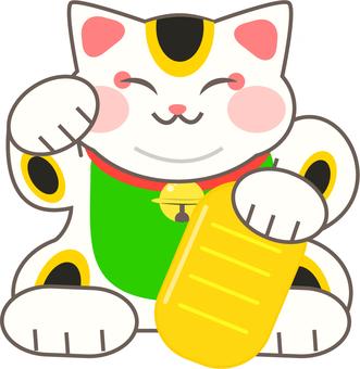 Maneki Neko Chubby