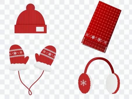 各種防寒設備
