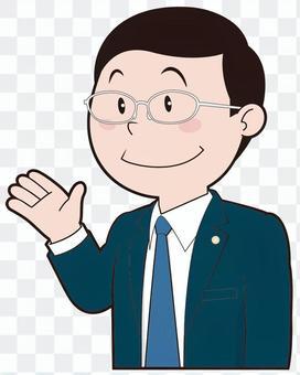 律師(男)
