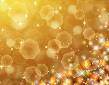 Colorfully shining sparkling background / gold