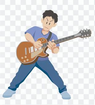吉他男孩1