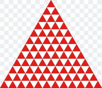 三角形の三角形