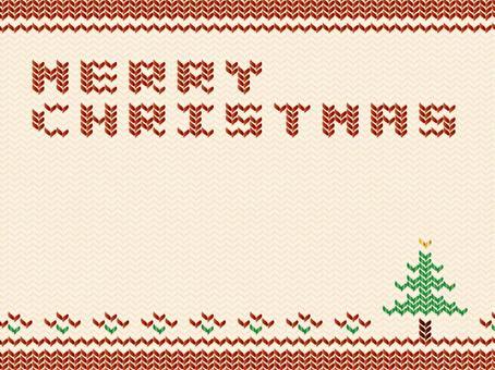 聖誕節框架版本09