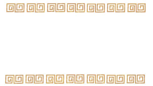 Raimon Chinese style orange frame transparent