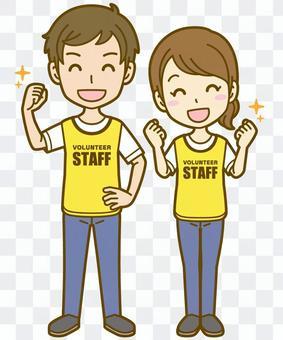 男人和女人(志願者):A_ spirit 01FS