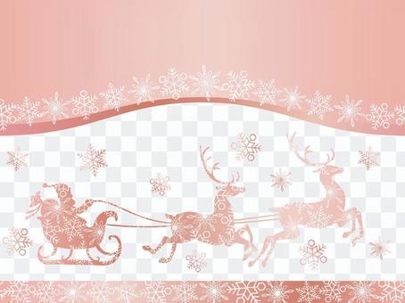 無縫聖誕節背景