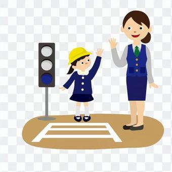 Traffic safety classroom