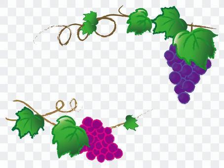 葡萄裝飾品