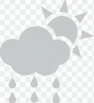 雨後的晴天圖第2部分