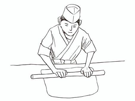 蕎麥麵工匠01