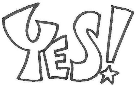 yes logo logo