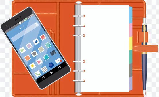 智能手機和系統筆記本