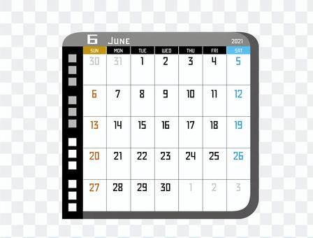 2021 Techno June