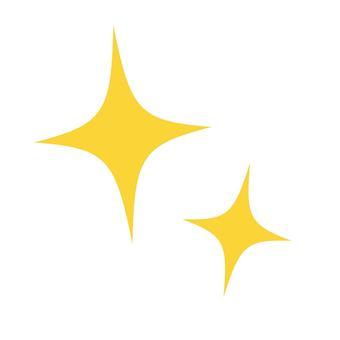 閃光標記_黃色