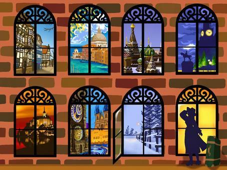 Travel window