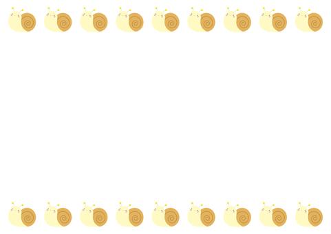 3 frames_snail,無線,上下