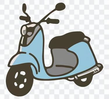 Moped ・ 2
