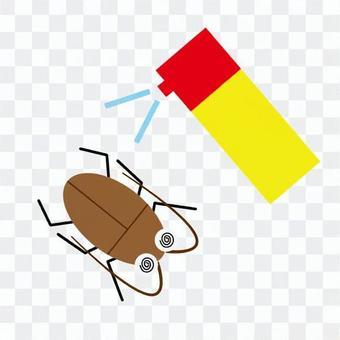 바퀴벌레 살충제