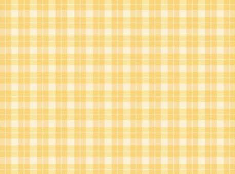 깅엄 체크 노란색