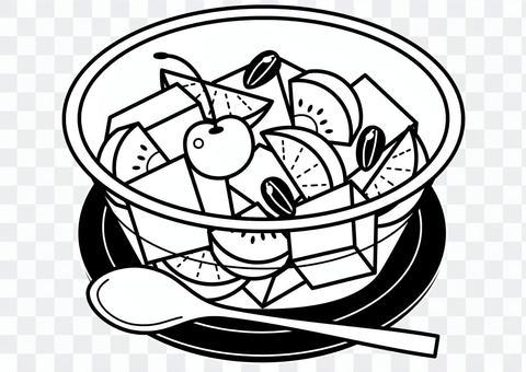 安寧豆腐水果1c