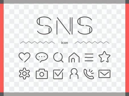 SNSアイコン