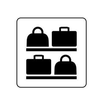 信息抽取行李行李室