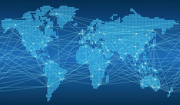 無縫的全球網絡