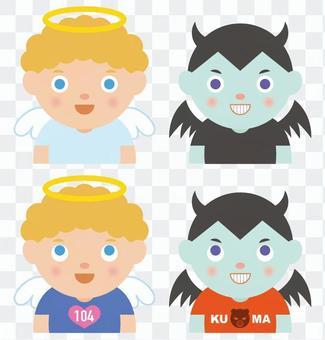天使和魔鬼
