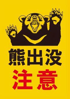 Bear Attention 1