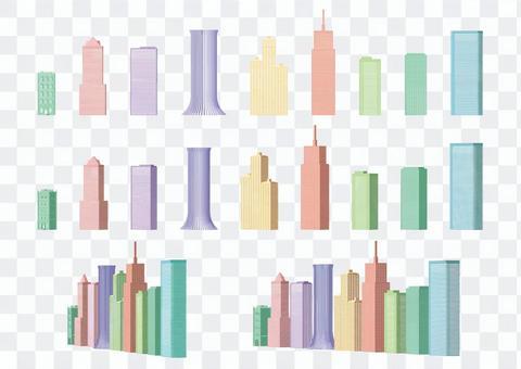 Skyscraper group_001