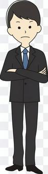 Suit Male 8