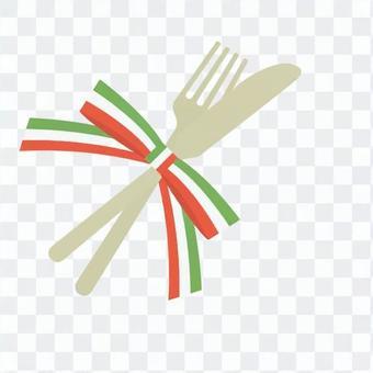 Cutlery set (Italian)