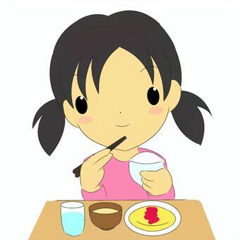 Meals · Girls