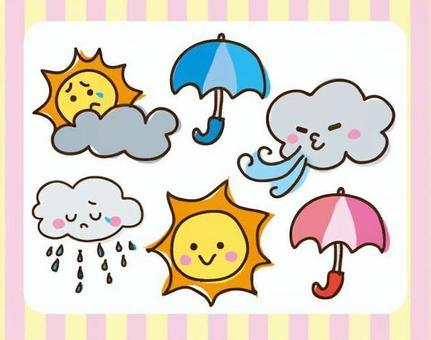Weather illustration