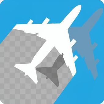 Airplane (icon)