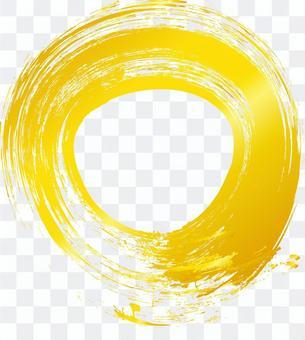 免費的插圖免費材料金色金色寫作圈