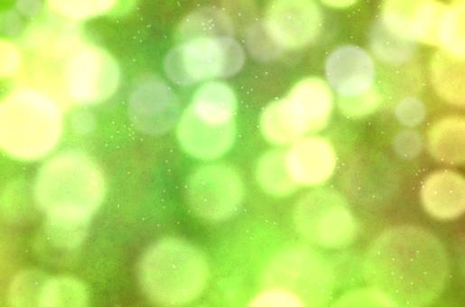 霓虹發光的綠色背景材料