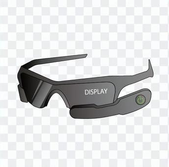 智能眼鏡(黑色)