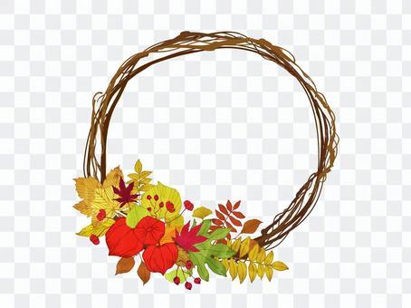 【手寫】落葉和真葉
