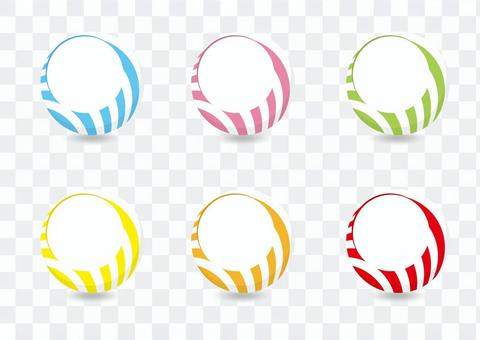 Stripe_Ball 2