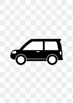 汽车(黑色)